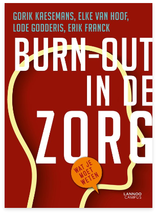 Burn-out in de zorg boekcover