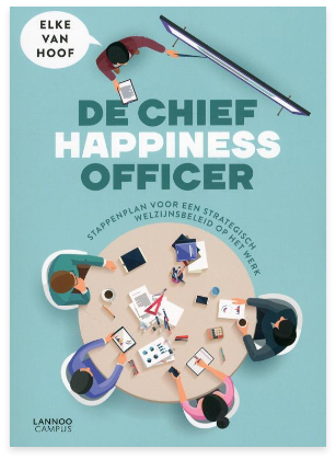 De Chief Happiness Officer boekcover